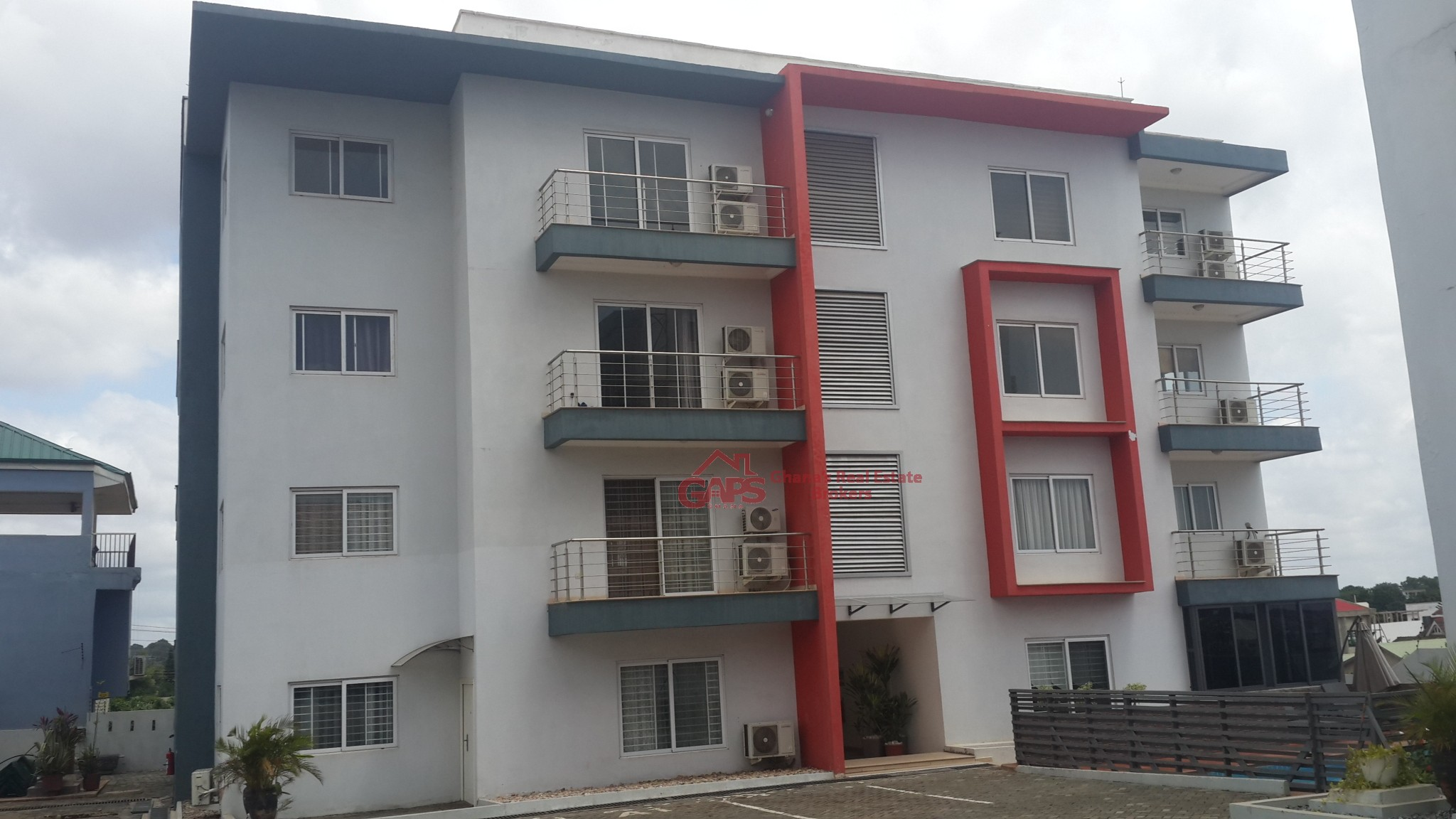 3 bedroom furnished apartment for rent at east legon - Three bedroom apartment for rent ...