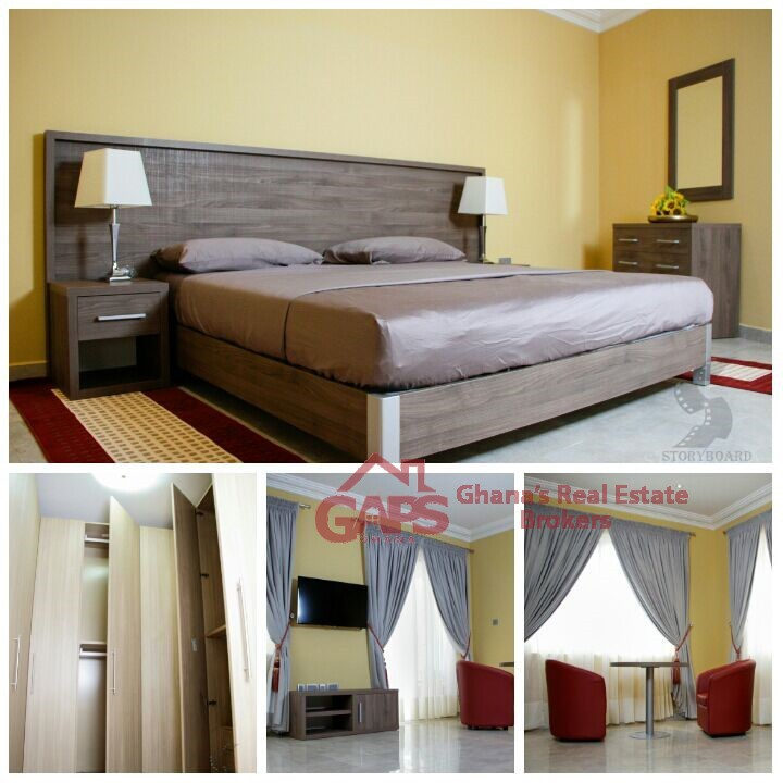 Furnished 3 bedroom apartments available for rent at cantonents gaps ghana real estate brokers for Available 3 bedroom apartments