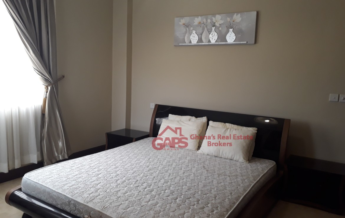 Furnished 1 Bedroom Apartment To Let In Cantonments Gaps Ghana Real Estate Brokers
